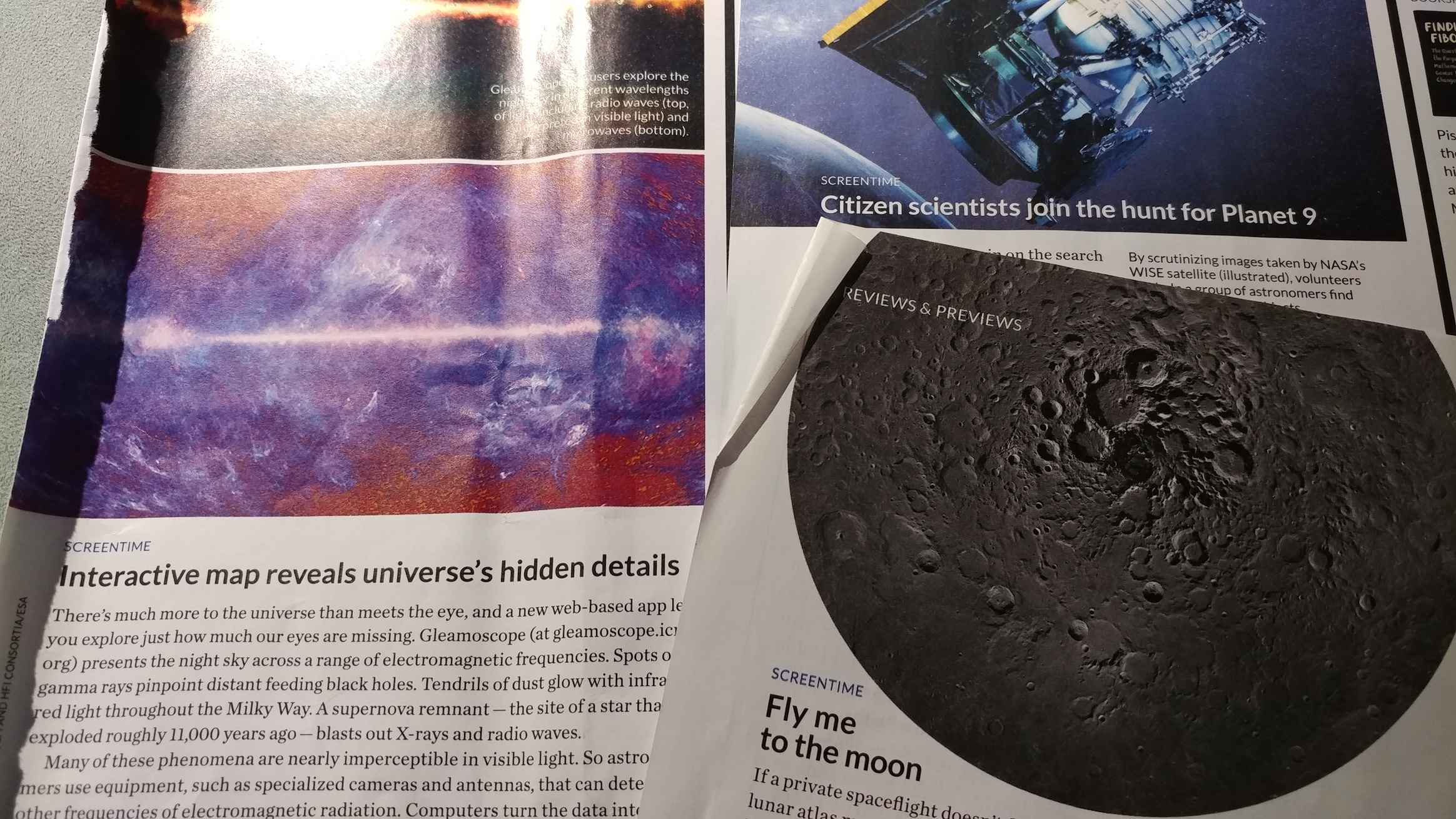 articles from Science News magazine